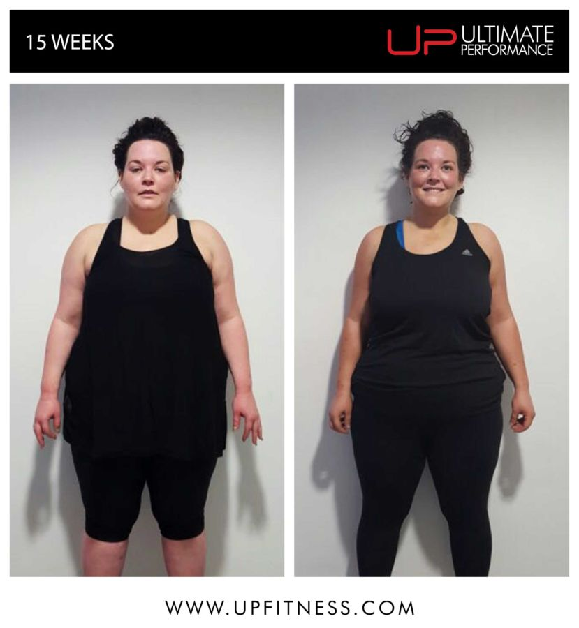 Kelly.s 14 week transformation
