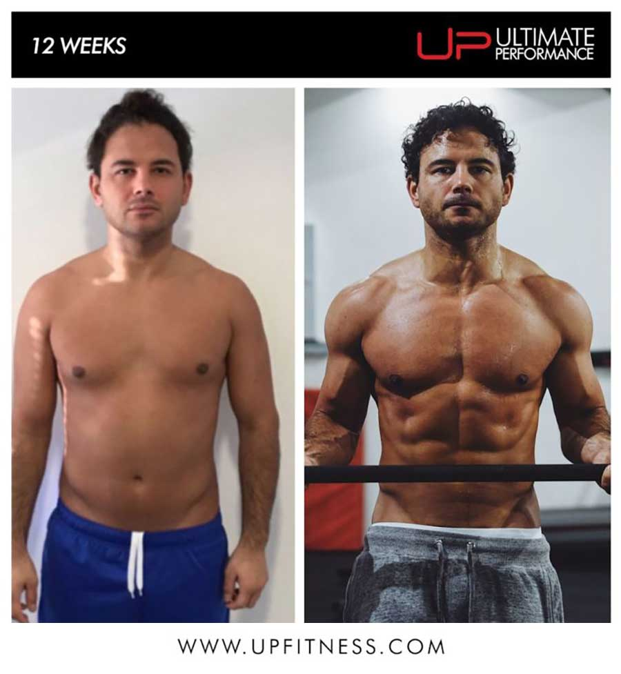 Ryan's 12 Week Transformation