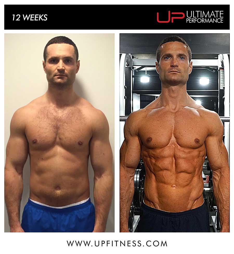 Chris's 12 Transformation