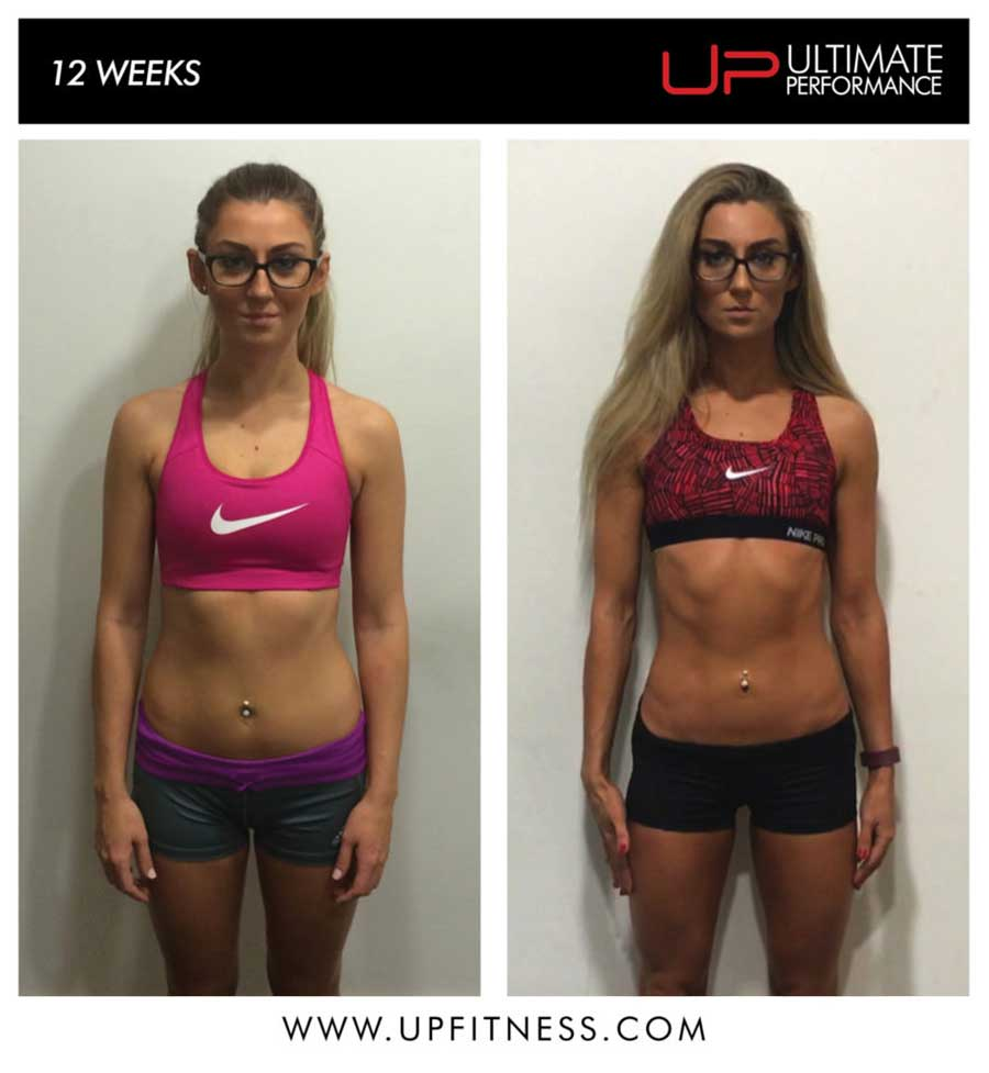 Hollie's 12 Week Transformation