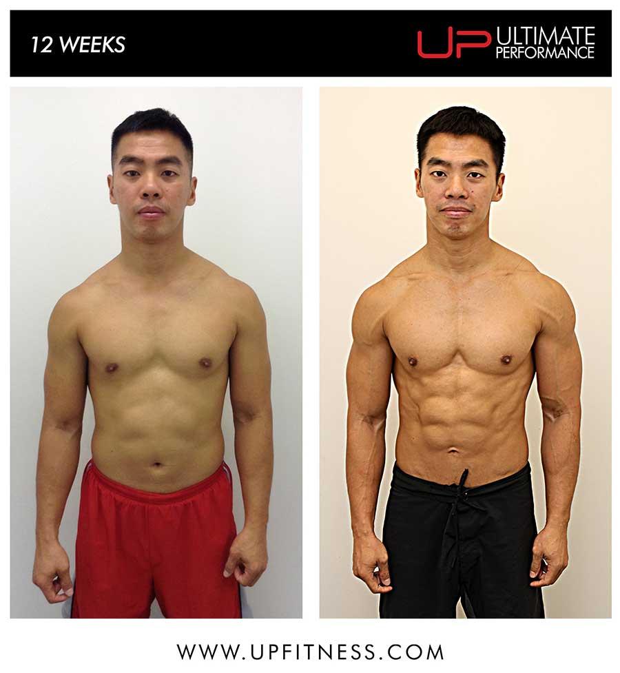 Shawn's 12 week transofrmation