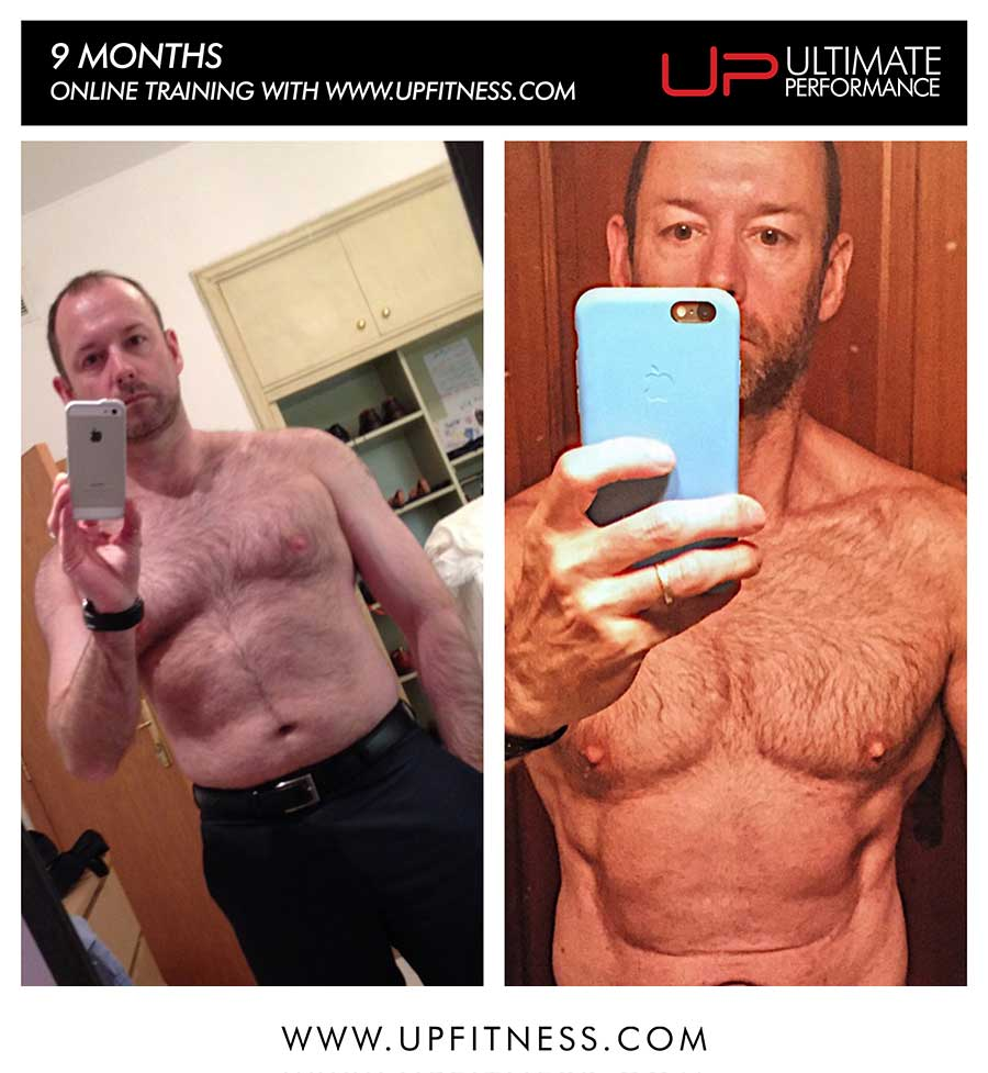 Clark's 9 month online training result