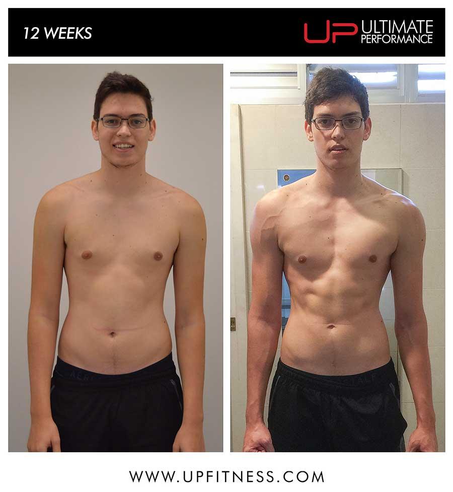 Ab's 12 week transformation