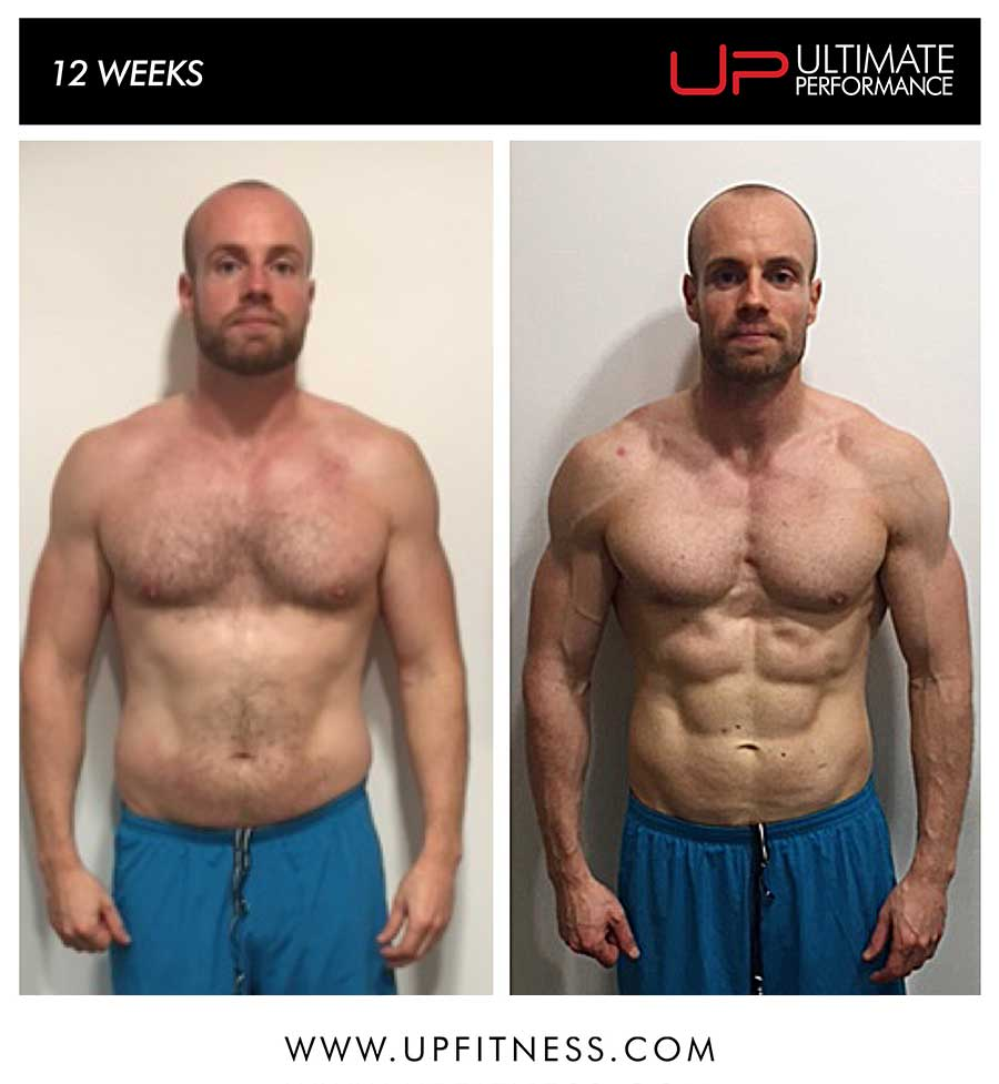 Bert's 12 week transformation