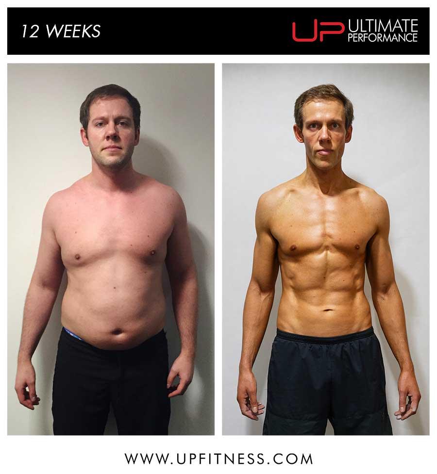 Blakes 12 week transformation