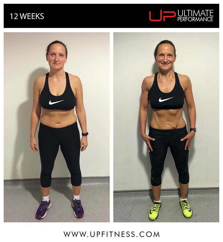 Sara's 12 Week Transformation