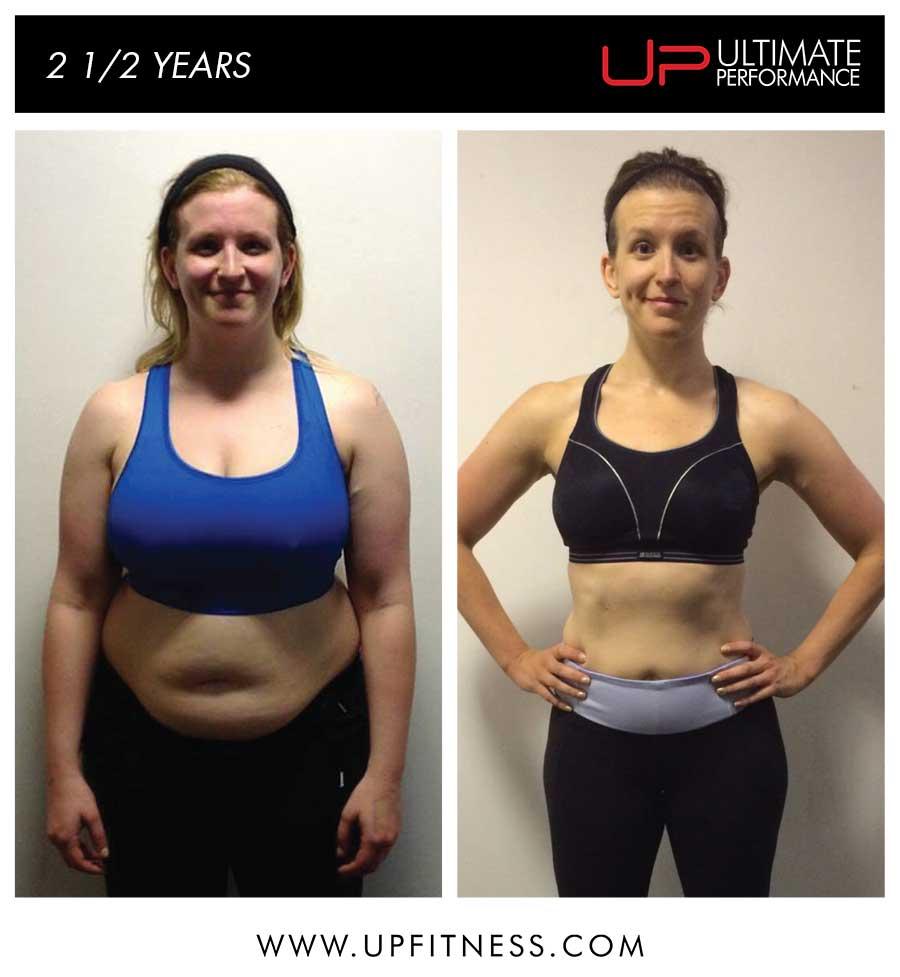 Morgan's 2 1/5 Year Transformation