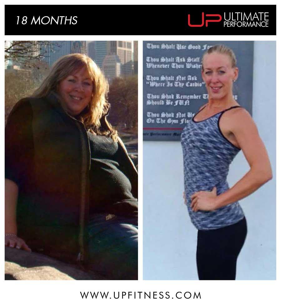 Natalie's 18 Month Transformation