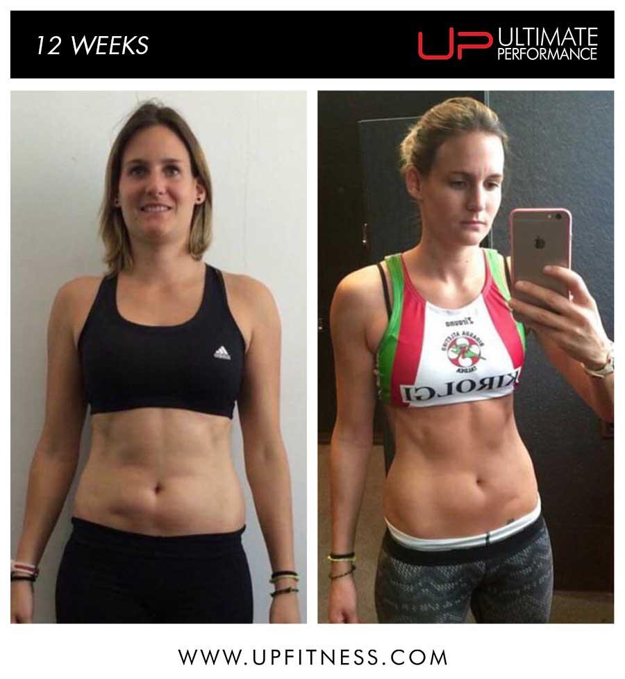 Maria's 12 Week Transformation