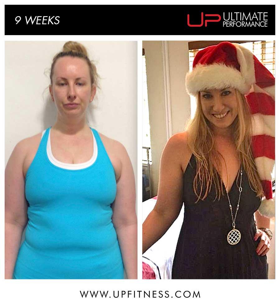 Karlene's 9 Week Transformation
