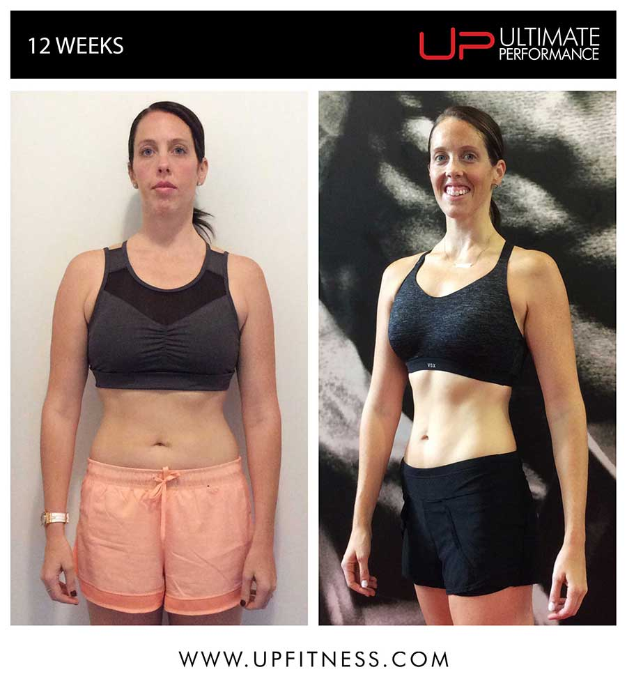Jessica - 12 Weeks Transformation