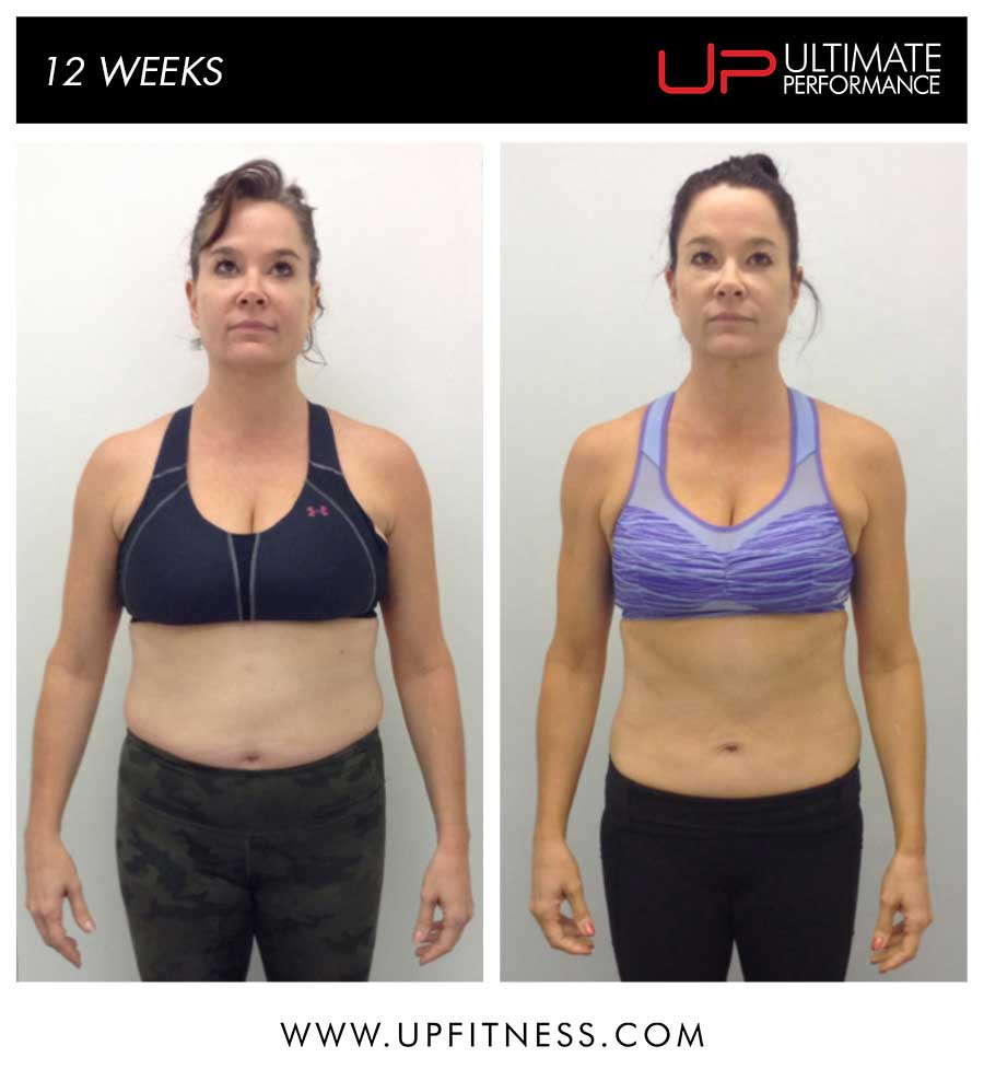 Heather's 12 Week Transformation