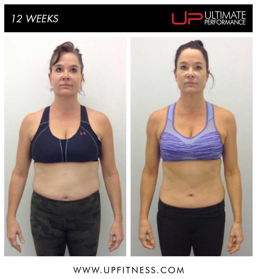 Heather's 12 Week Transformation