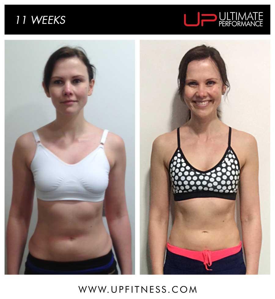Fran - 11 Weeks Transformation