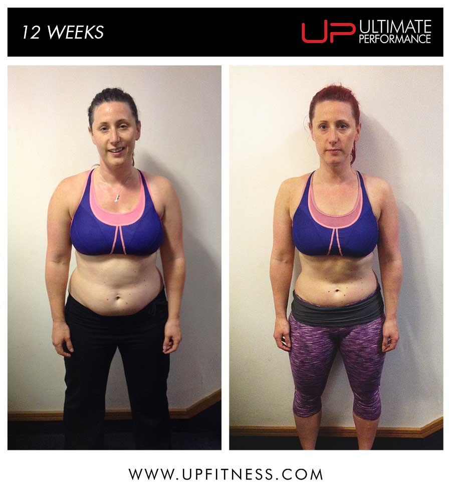 Celine 12 Week Transformation