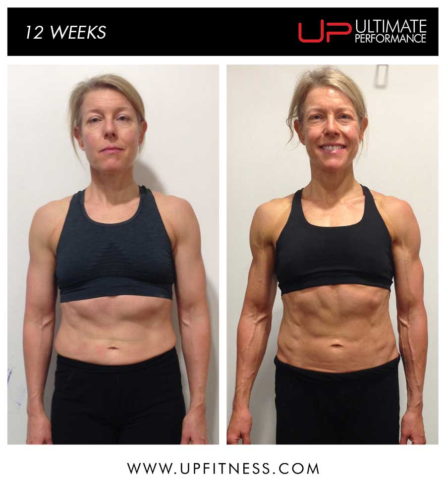 Amy - 12 Week Transformation