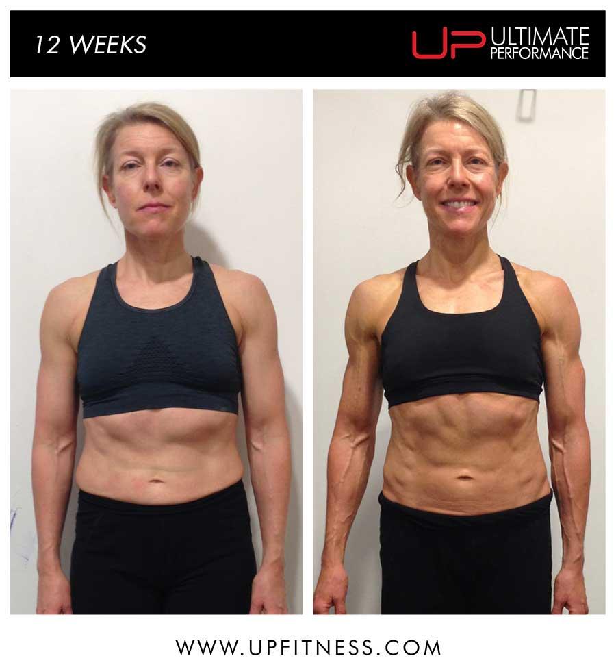 Amy - 12 Week Transformation