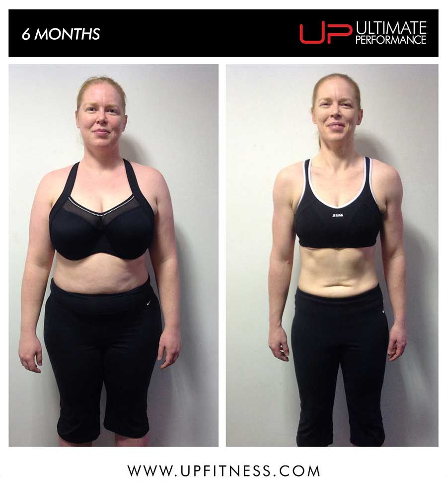 Tracey's 6 month transformation