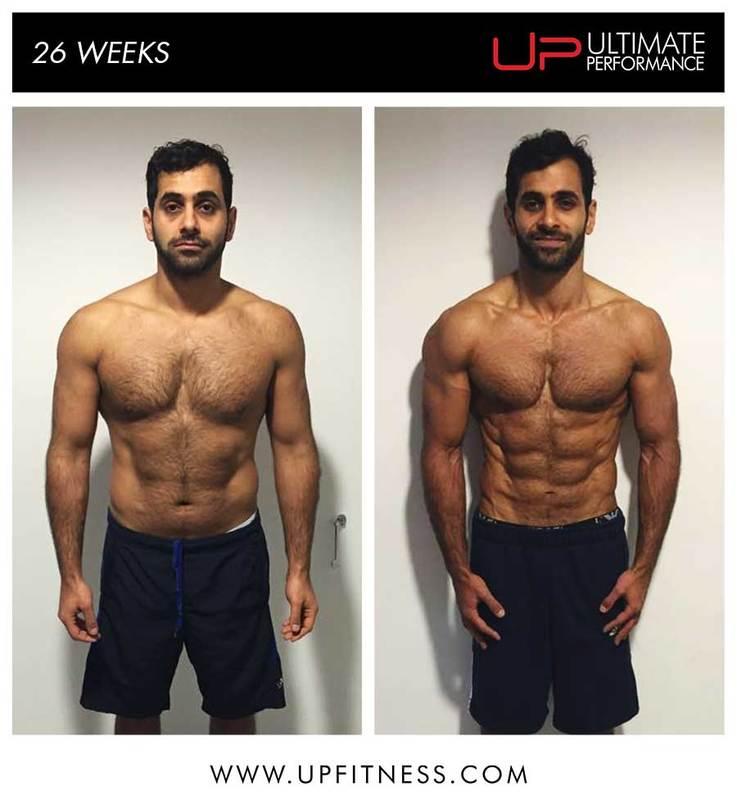 Kamran's 26 week transformation