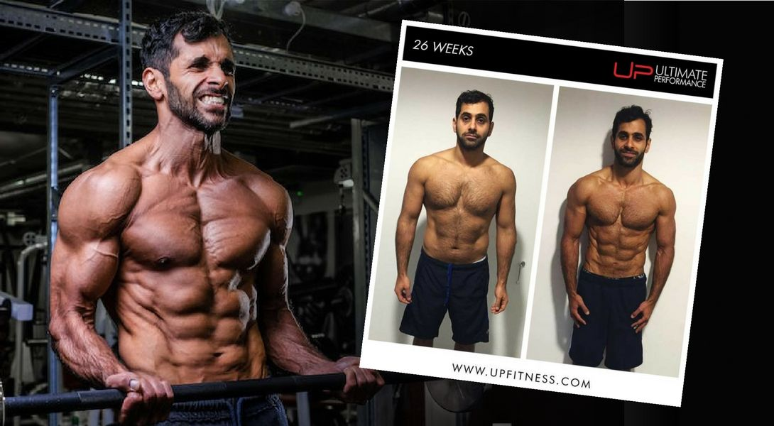 Kamran's 26 week transformation