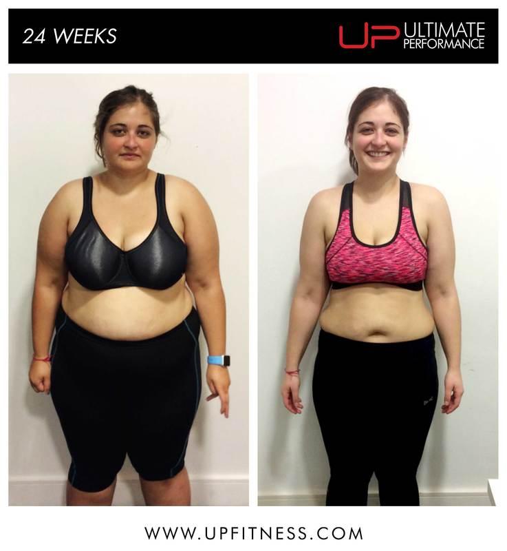 Feliz's 24 week transformation