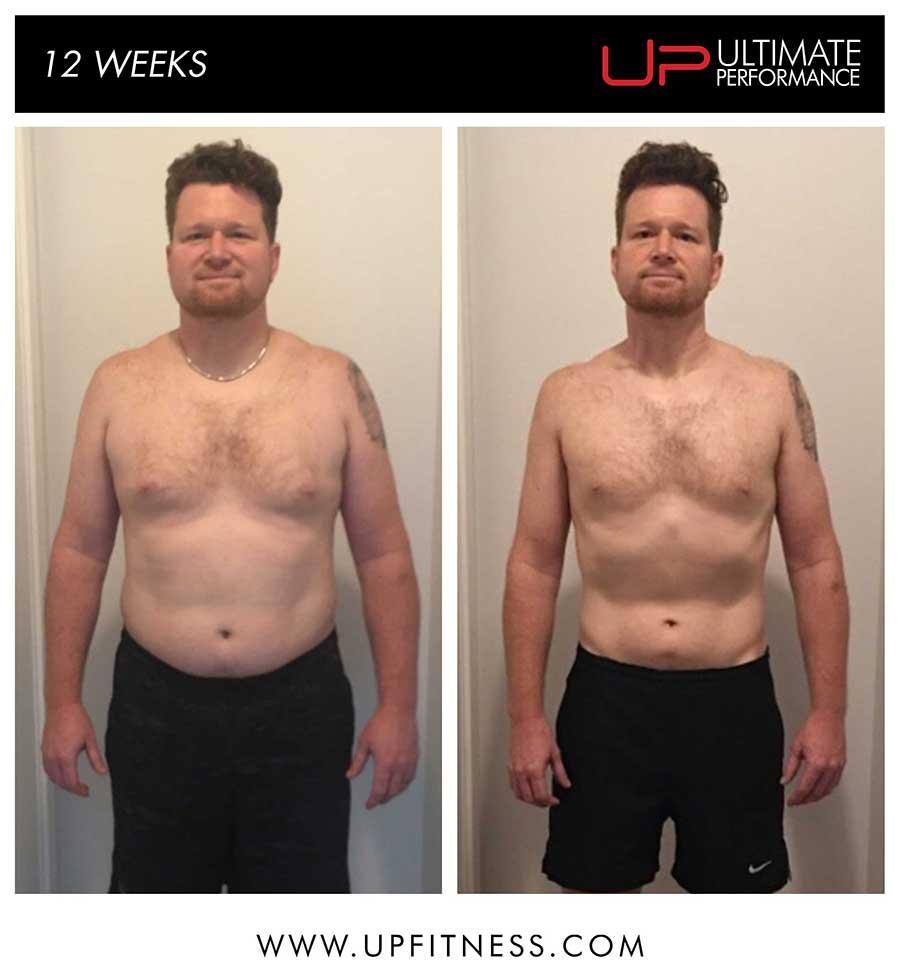 13 week male transformation