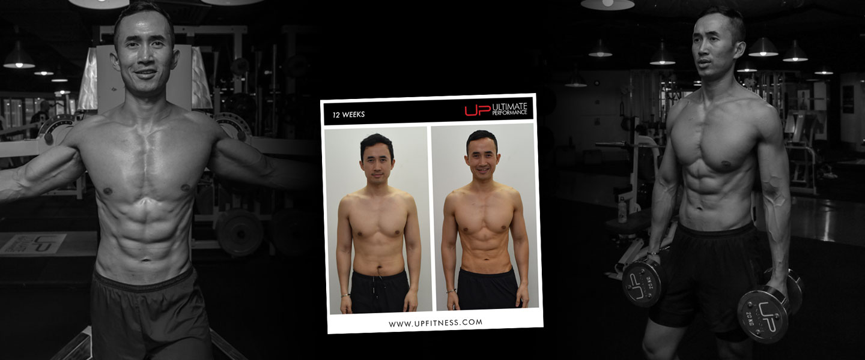 Norman 12 week transformation