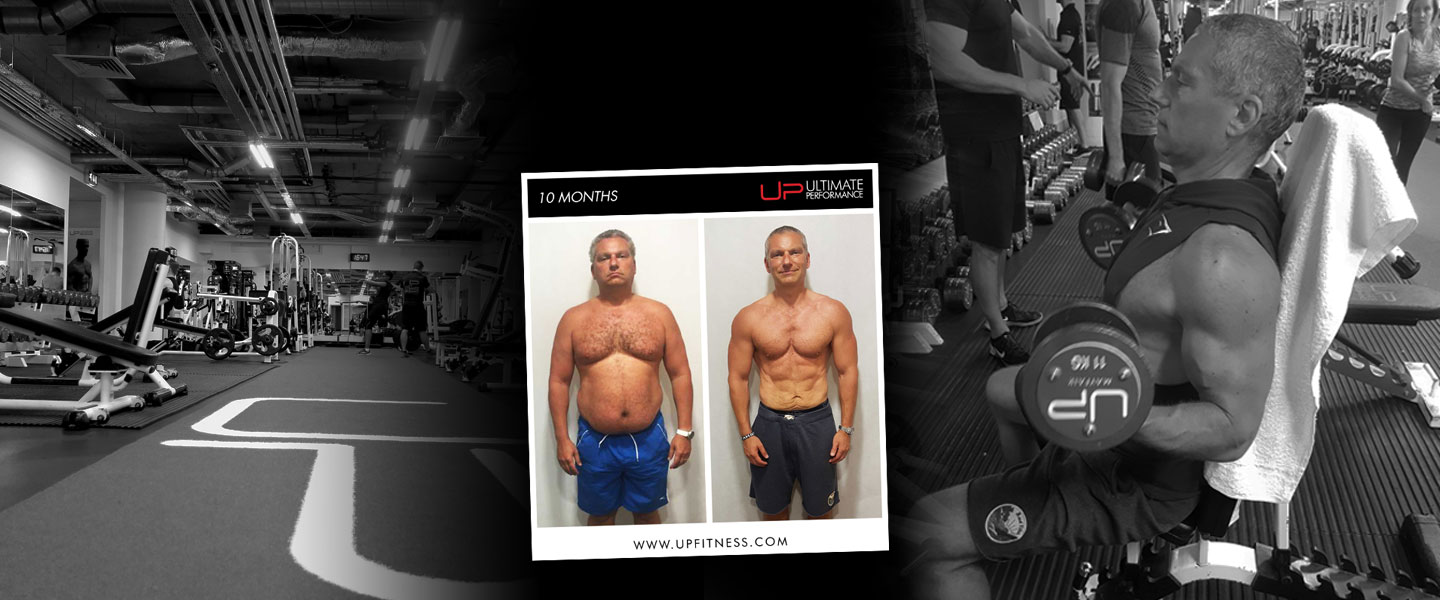 Tamas - fat loss transformation