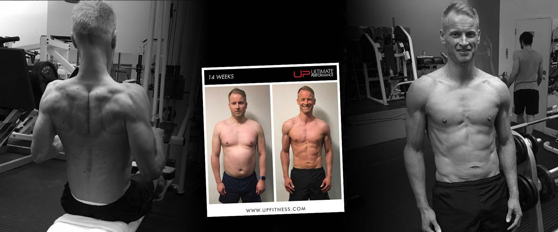 NEIL 14 week transformation