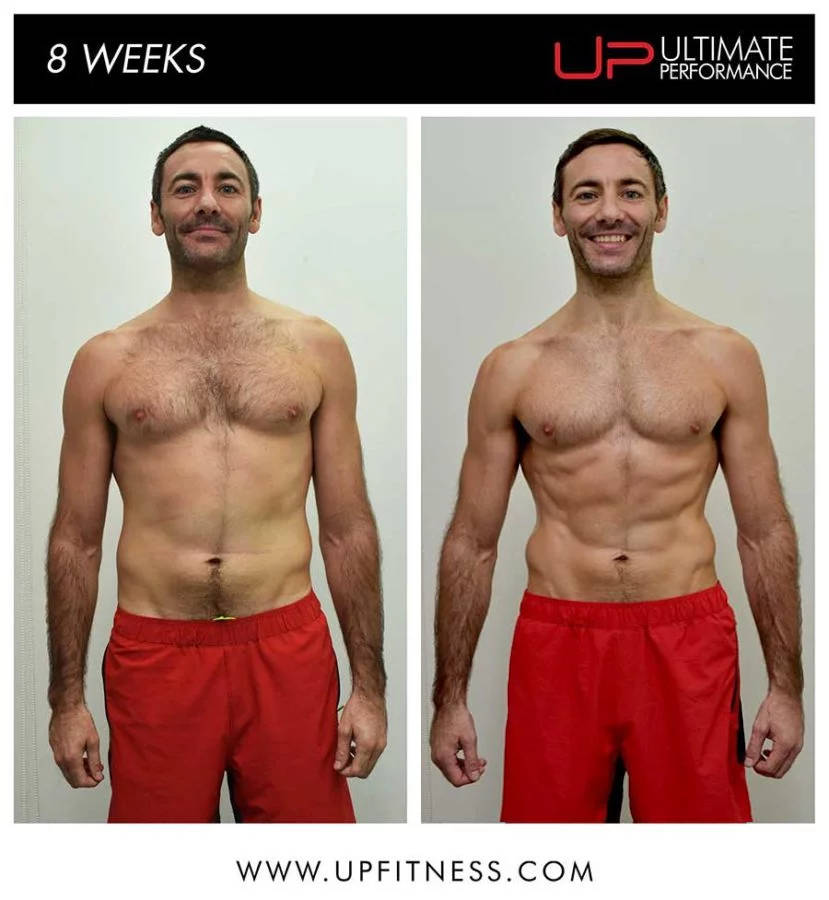 Craig 8 weeks of fat loss
