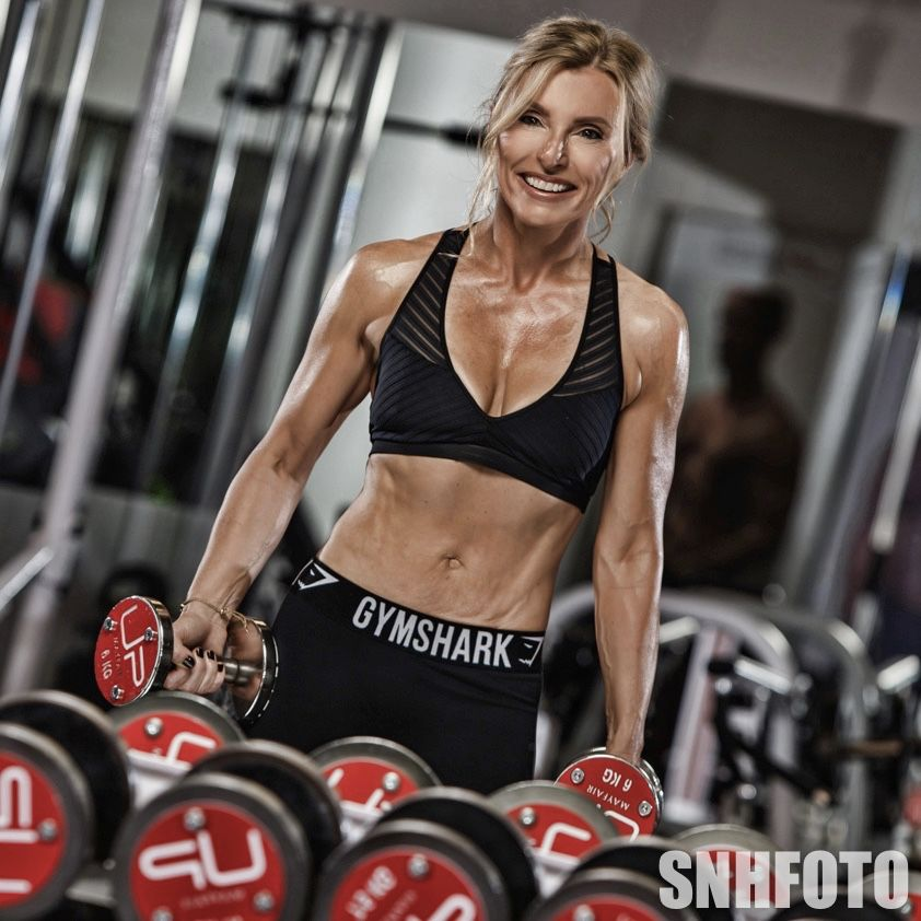 Joanne-in-the-gym-smiling-dumbbells-web