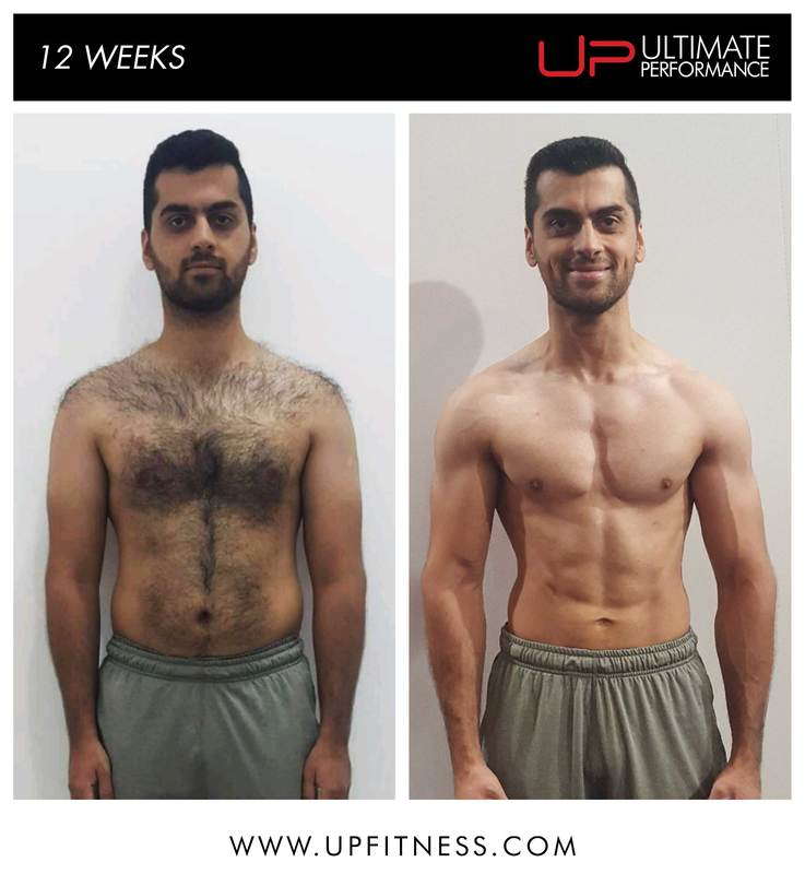 haroon before and after - front