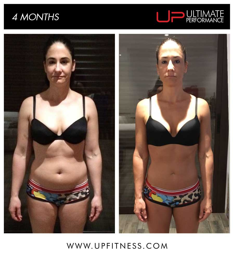 Ana's 16 week transformation
