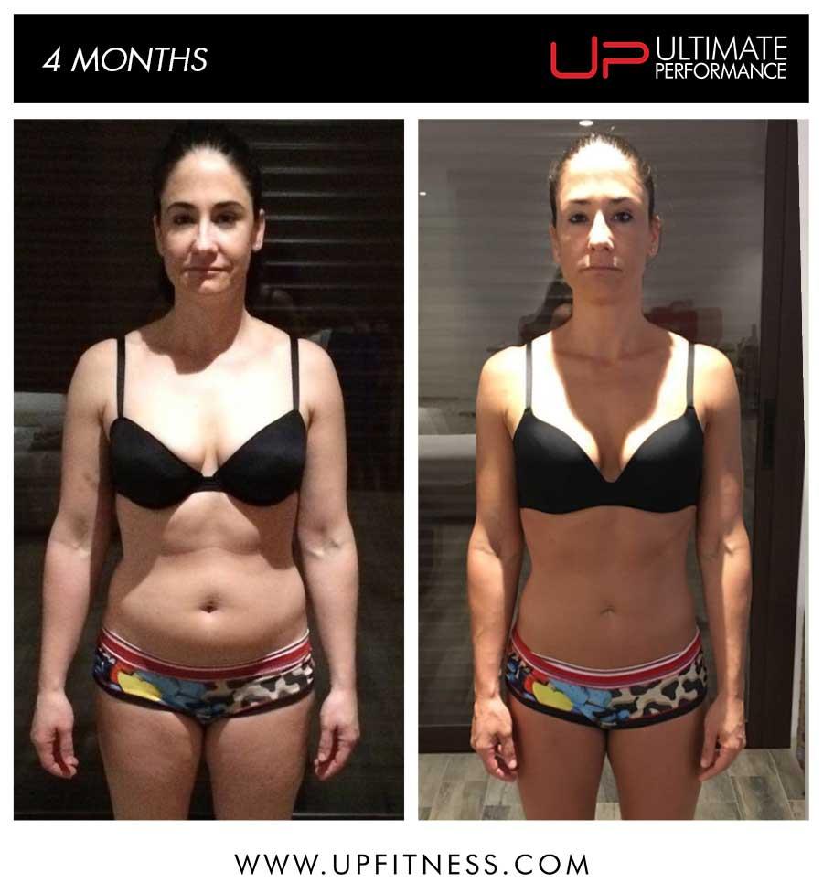 Ana's 16 week transformation