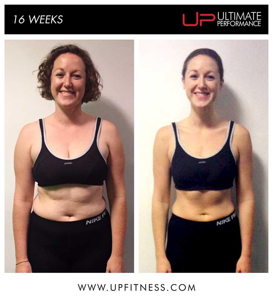 Rose - 16 Week Transformation