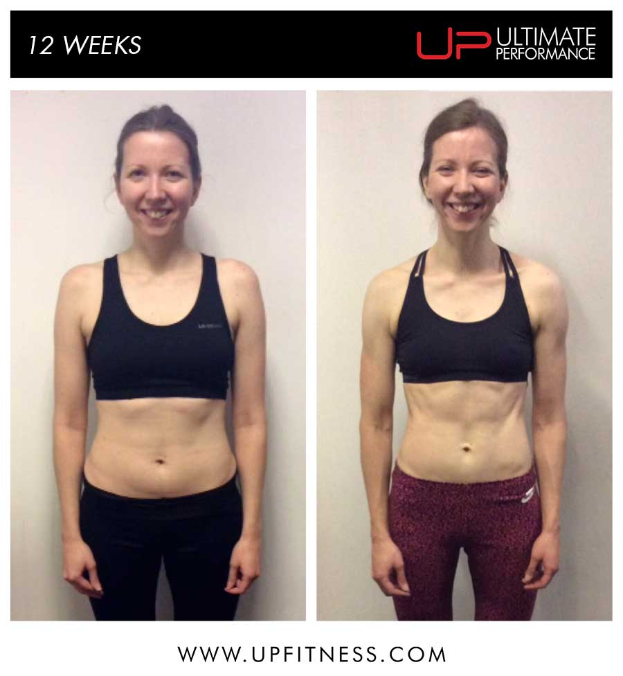 Basia 12 Week Transformation