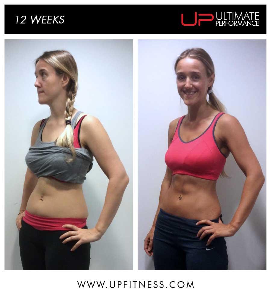 Alex 12 Week Transformation