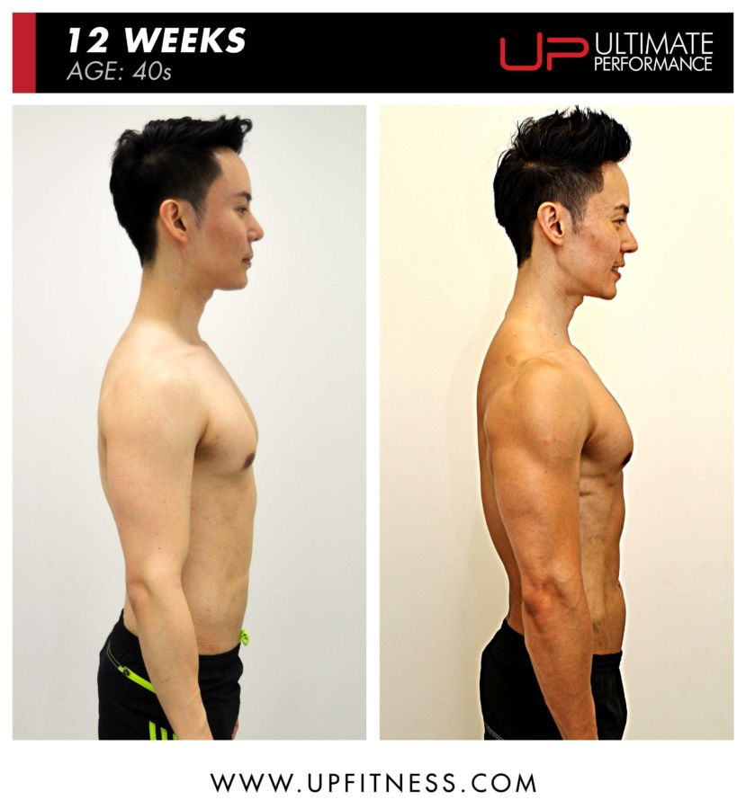 Charles-12-week-transformation-results-side