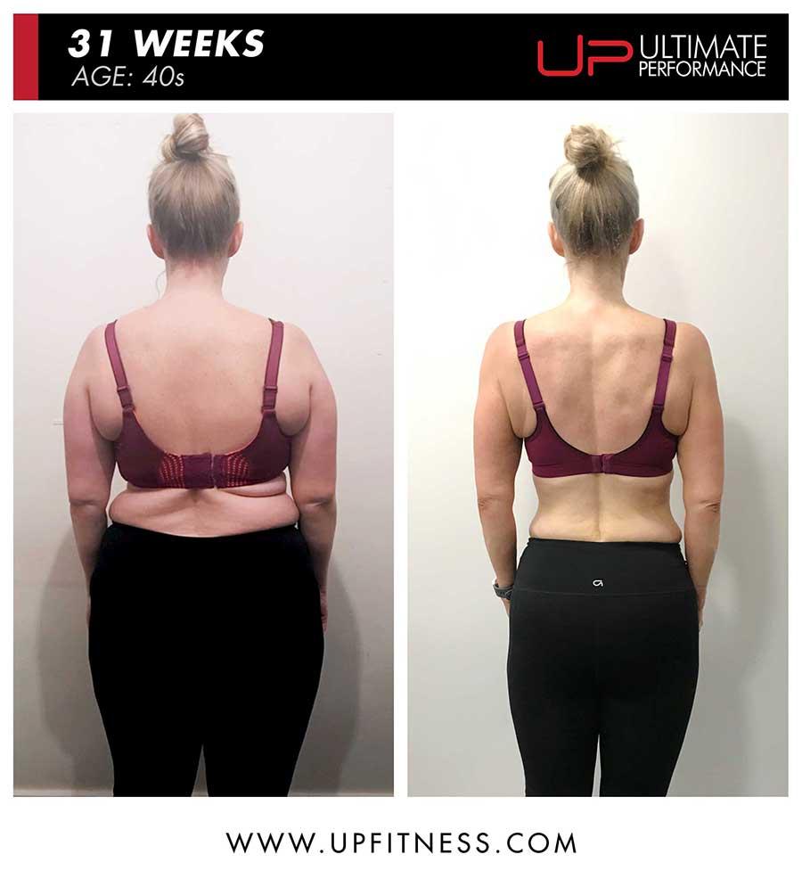 Dawn | Body Transformation | Back