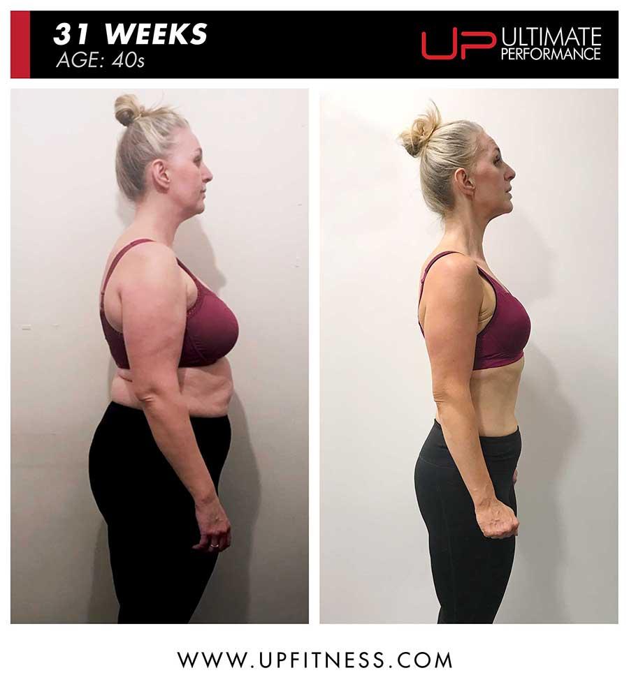 Dawn | Body Transformation | Side