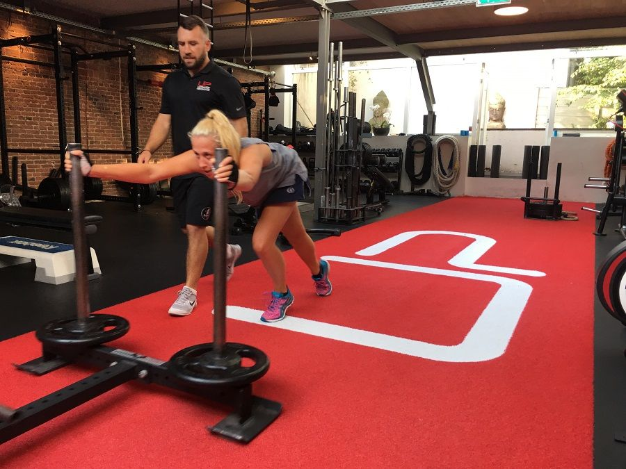 Estelle-in-the-gym-prowler-900-web