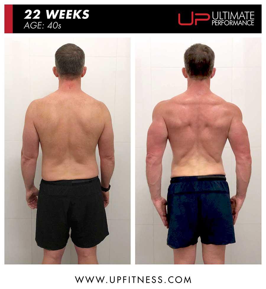 Graham | Body Transformation | Back