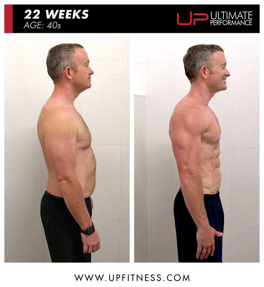 Graham | Body Transformation | Side