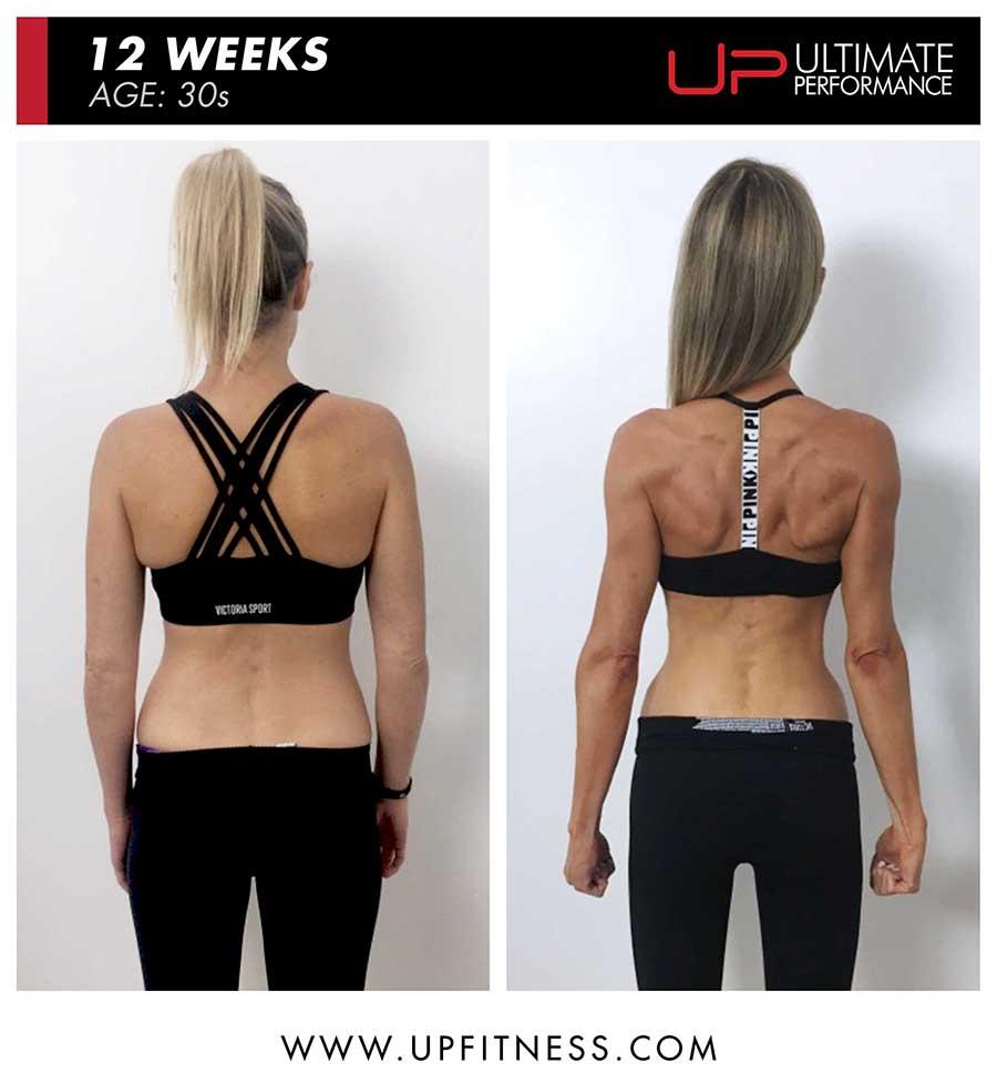Jen | Body Transformation | Back