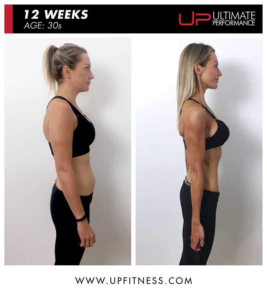 Jen | Body Transformation | Side