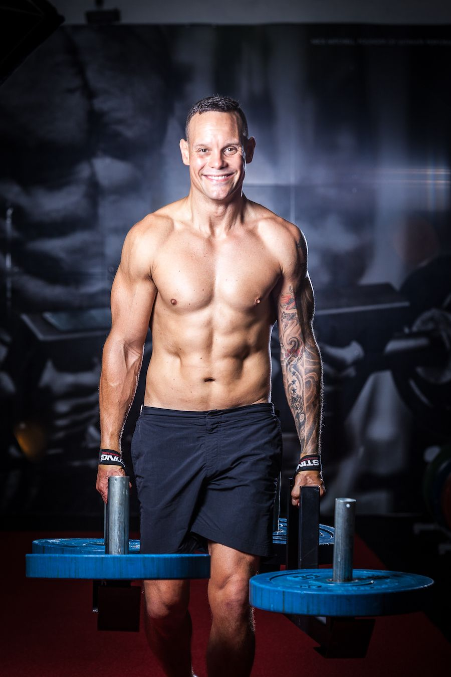 Rob S farmers walks - Client of the Month