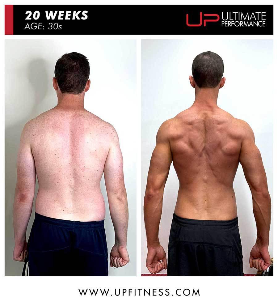 Ross | Body Transformation | Back