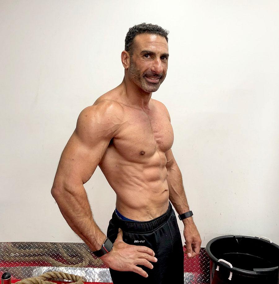 Sherif | Body Transformation | In the Gym