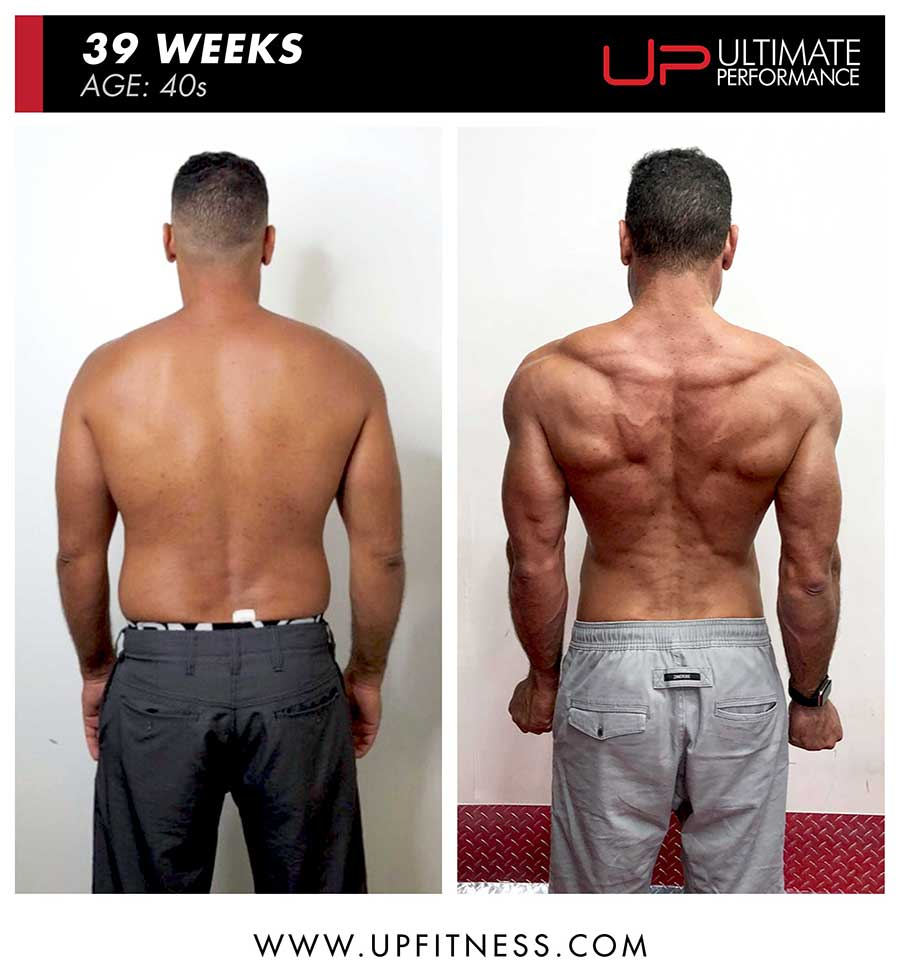 Sherif | Before & After | Back