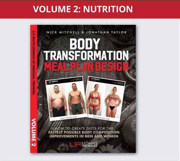 Body Transformation Meal Plan Design